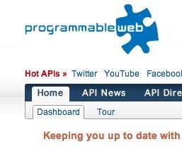 Programmable web API Directory