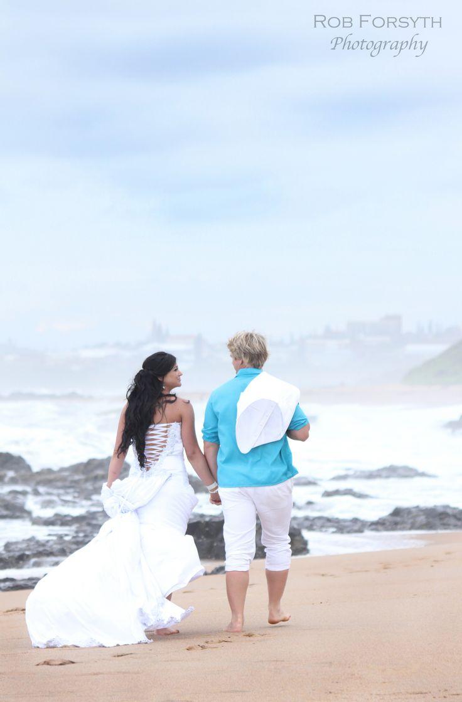 Wedding photography bride and groom shot Beach Wedding by Rob Forsyth Photography www.facebook.com/10fourphotography