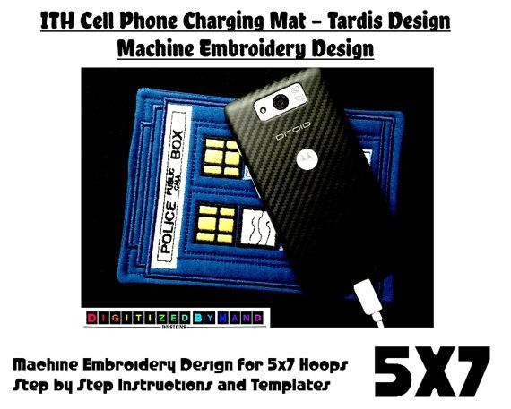 14 Best Dr Who Machine Embroidery Designs Images On Pinterest Dr