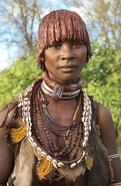 south ethiopia - I remember my mother dancing with women who looked like this