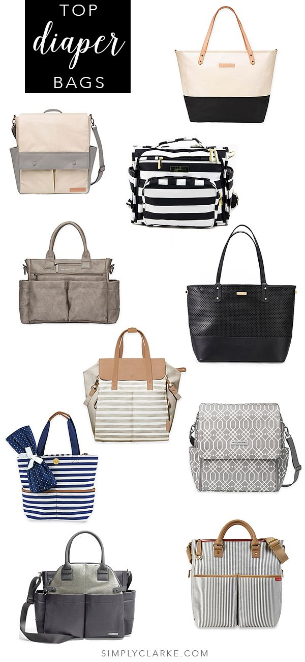 Top Diaper Bags of 2017 - Stylish Diaper Bags