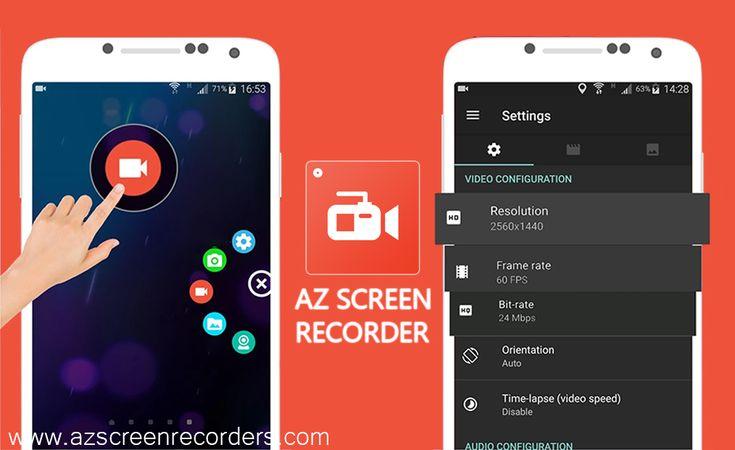 Pin On Az Screen Recorder Download
