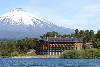 Villarrica Park Lake Hotel & Spa, Villarrica. Between Villarrica and Pucon, surrounded by the captivating beauty of Southern Chile. #SPG, #travel, #ski, #memberfav