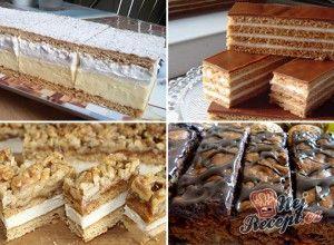 13 nejlepších receptů na medové zákusky, které se hodí na každou oslavu nebo svátek