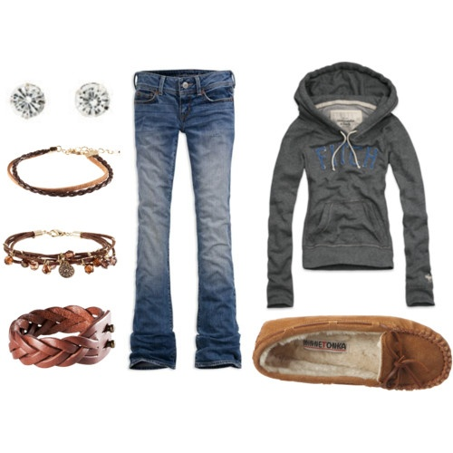 now THAT looks comfy!: Shoes, Casual Outfit, Weekend Outfit, Moccasins, Jeans, Comfy Casual, Fall Outfit, Everyday Outfit, My Style