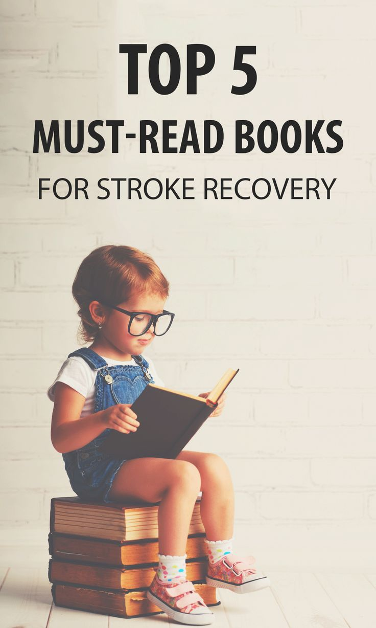 stroke recovery tips & books!