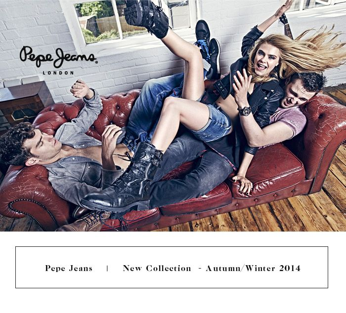 #jeansstore #newcollection #autumnwinter14 #fallwinter14 #aw14 #fw14 #pepejeans #pepejeanscollection #newarrivals #photosession #session #cara #shopnow #onlinestore #online #store