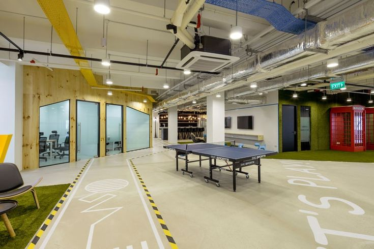 17 Best Ideas About Innovative Office On Pinterest