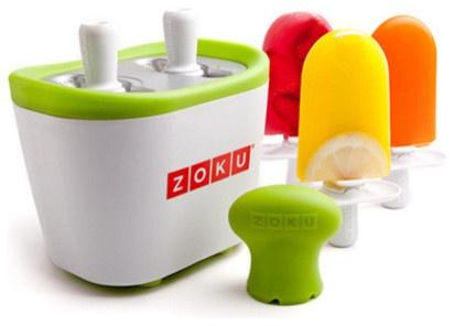 Zoku Duo Quick Pop Maker modern kitchen tools