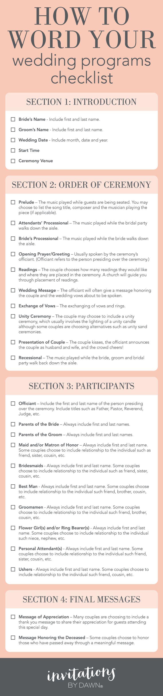 The 25 Best Wedding Reception Invitation Wording Ideas On