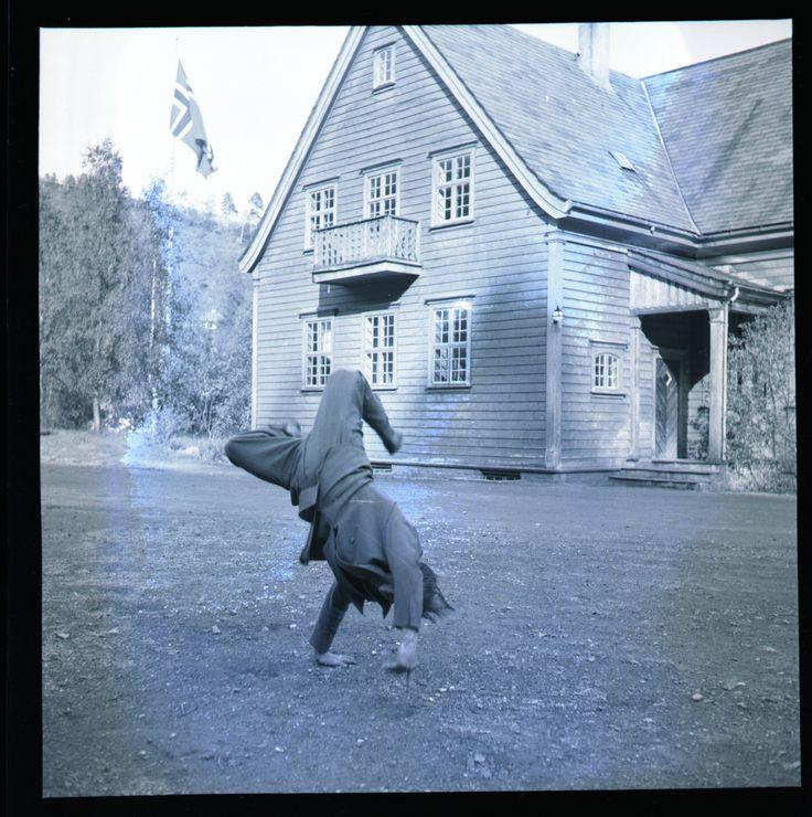 https://flic.kr/p/tvpwsF | Bondebryllup i Hardanger | Tradisjonelt bryllup i Ulvik i Hardanger i mai 1954.