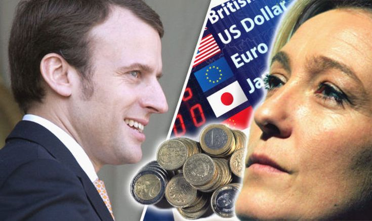 Pound to euro exchange rate: Lead up to French presidential run-off could have THIS impact