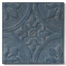 Tiles Indigo Small