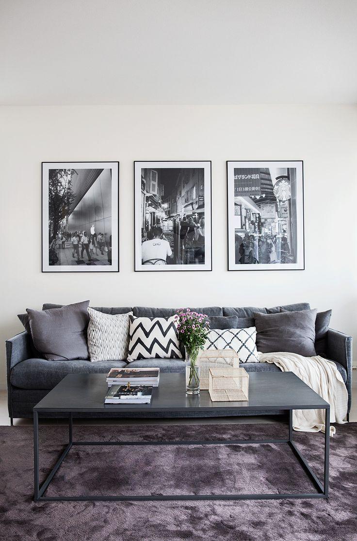 utvalda selected interiors 2015 14 purple velvet. Black Bedroom Furniture Sets. Home Design Ideas