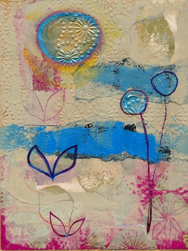 new works on paper - alena hennessy
