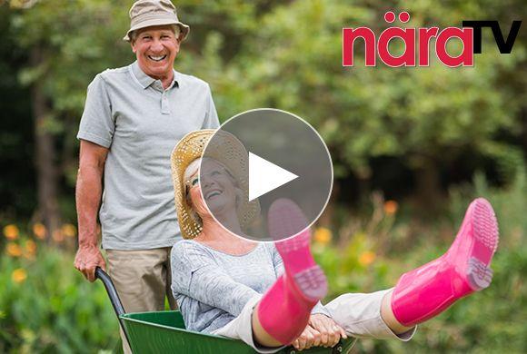 Video: Tänk positivt och lev längre