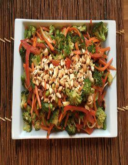 Asian Broccoli Salad | Rose Reisman