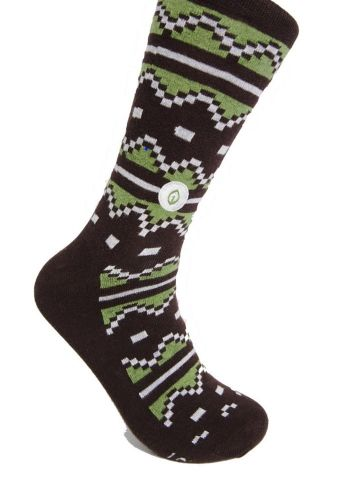 Each pair will fund the planting of 20 trees in Ghana. Fair Trade + Organic certified