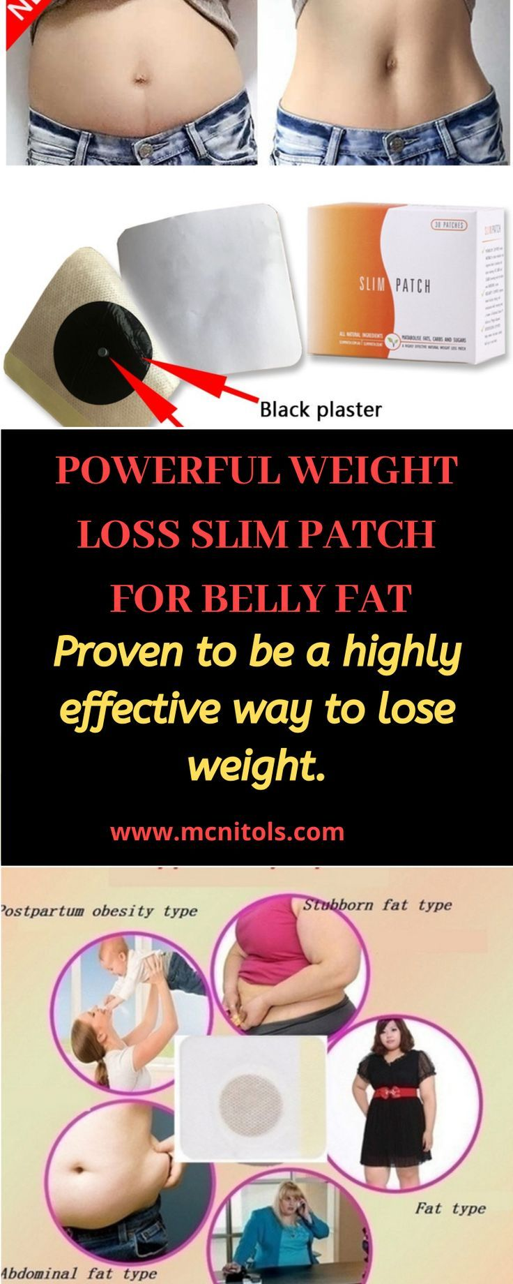 Weight Loss Plaster Works