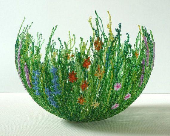 A really creative bowl, by Anne Honeyman by Sherri32