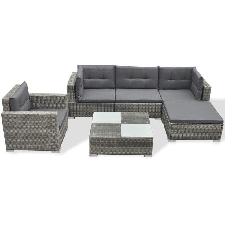 45+ Garten lounge u form Sammlung