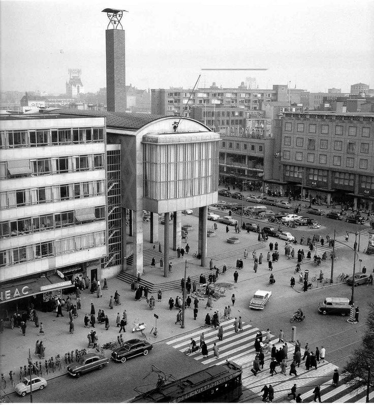 1000 images about history on pinterest rotterdam for Bios rotterdam