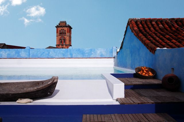 Boutique Hotel - Cartagena de Indias