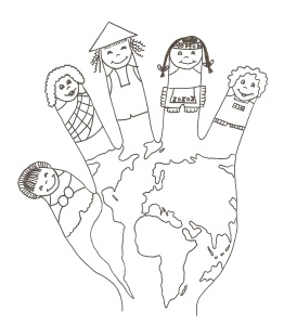 5 continentes
