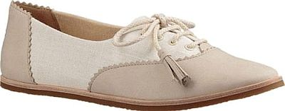 UGG Shoes - The UGG Nolita Oxford is a chic, pulled-together flat adorned with rich nubuck panels and tasseled laces. Round waxed cotton laces with leather tassels Jersey and suede lining Cushioning foam insole Rubber outsole. - #uggshoes #shoes