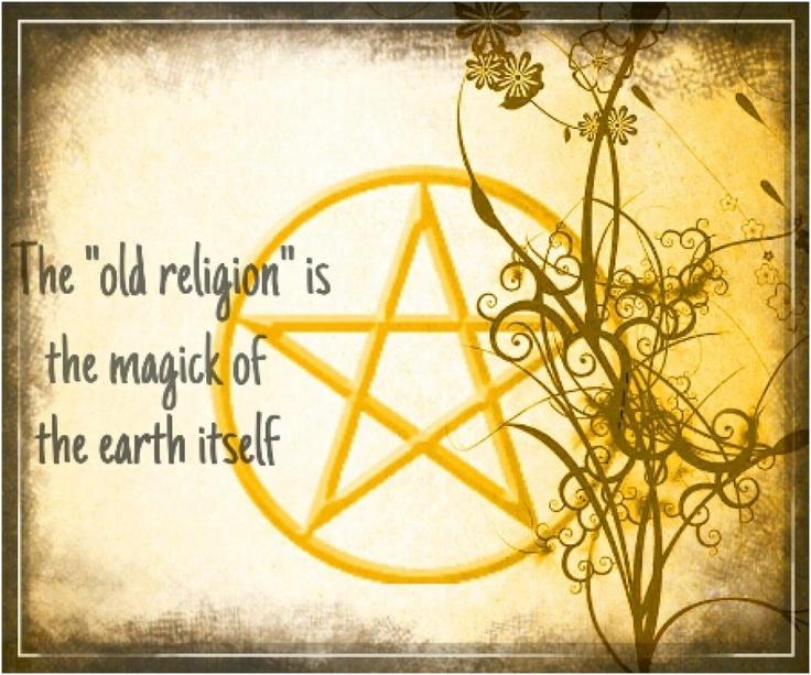 Magic witchcraft religion