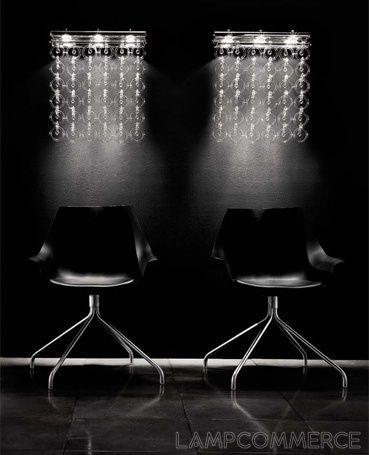 De Majo #Cherie wall lamp Design Luca Ferretto