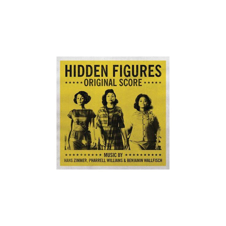 Hans Zimmer & Pharrell Williams & Benjam Wallfisch - Hidden Figures (Score) / O.S.T. (CD)