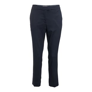 Navy, basic trousers by Lindex