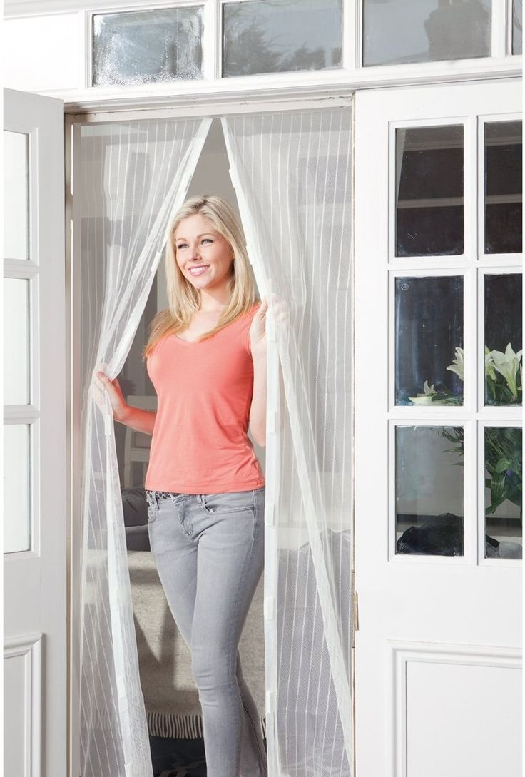 Best 25 magnetic screen door ideas only on pinterest screen white magnetic screen door im going to diy vtopaller Image collections