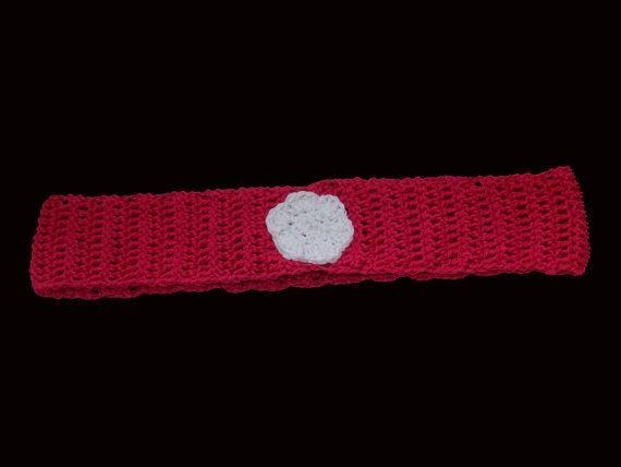 Kinderstirnband gehäkeltes Kinderstirnband von StrickUndHaekelwurm