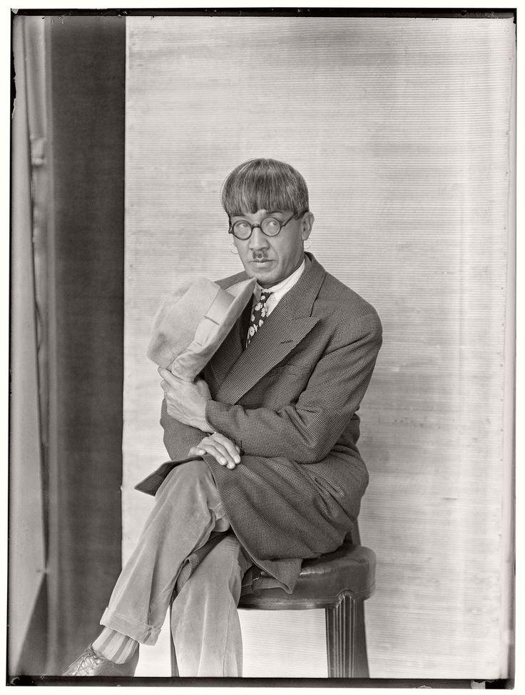 Berenice Abbott: Paris Portraits 1925–1930   MONOVISIONS