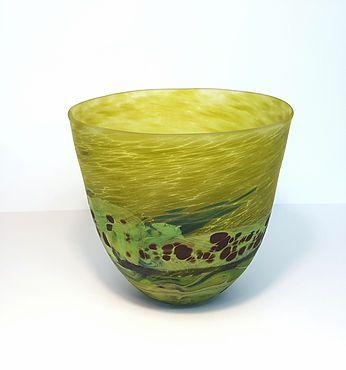 Lynden Over Glass Bowl