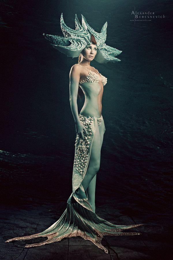 321 best mermaid couture images on pinterest  mermaids