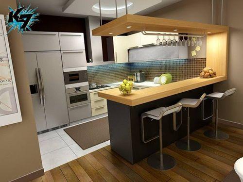Modulares imán de sistemas para cocinas modernas