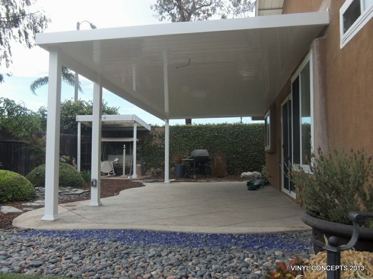 25 Best Ideas About Vinyl Patio Covers On Pinterest