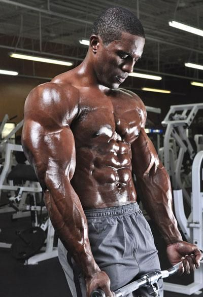 Get jacked like a pro bodybuilder with this one-week workout from physique competitor Lawrence Ballenger.
