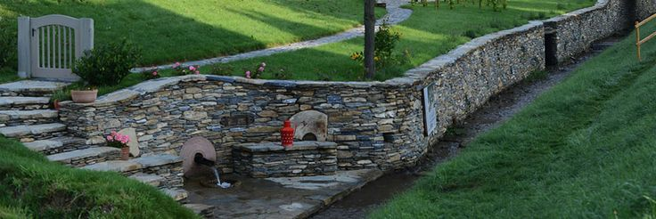 Forrás / The well #vintage #watermill #placetostay