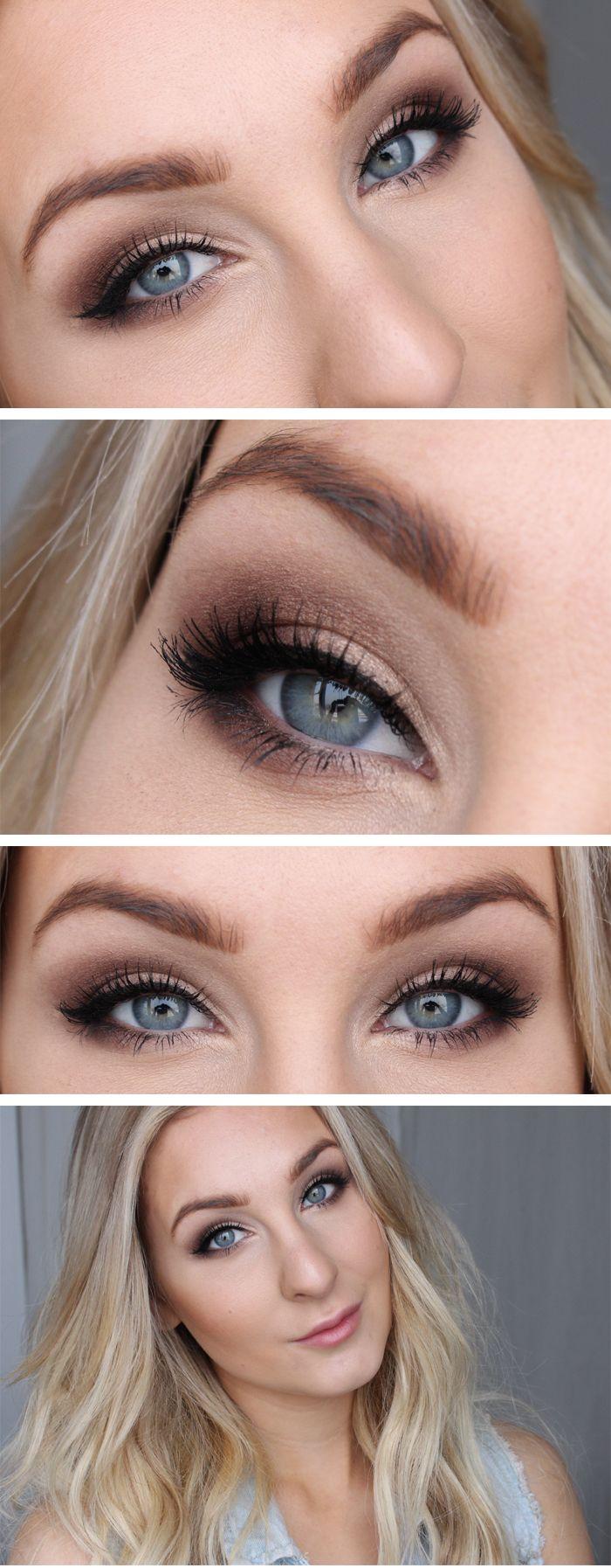 Nybörjare och vill lära dig hur man gör en ögonmakeup så att det ser proffsigt ut? Nu finns äntligen denna video som riktar sig till dig som vill lära dig lite grundligare om ögonmakeup + tips &...