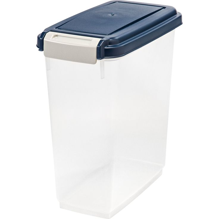 Iris 11 Quart Airtight Pet Food Container