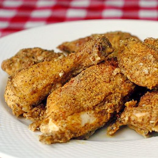 Oven Fried Chicken - this gorgeous oven fried chicken with ...