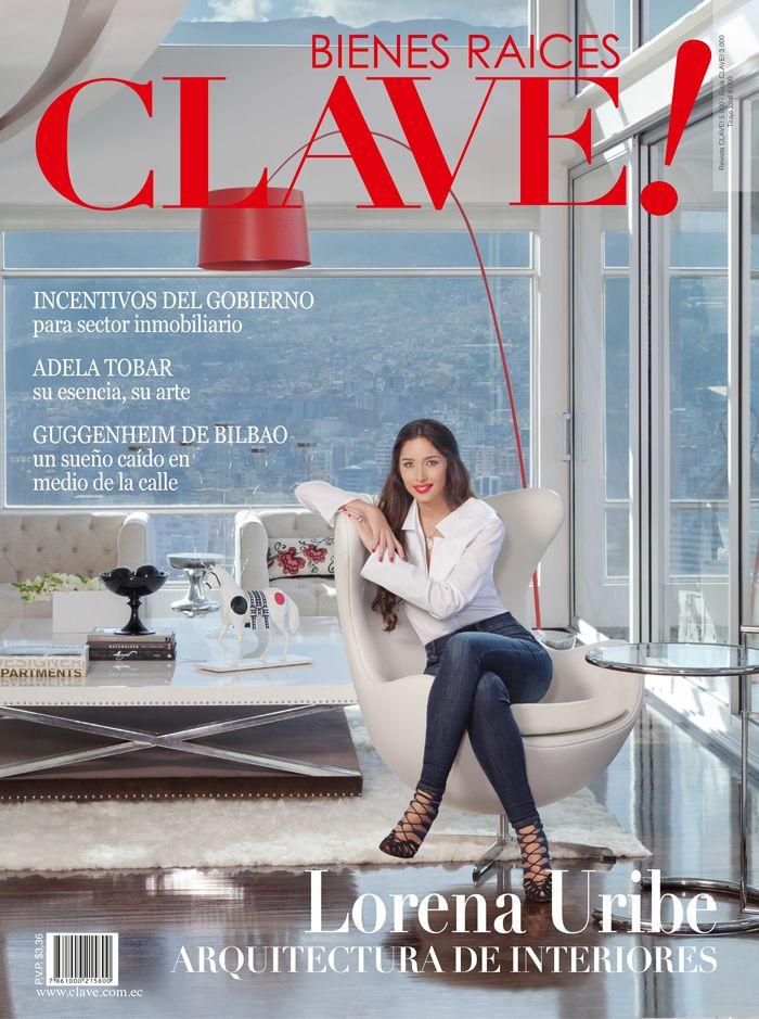 Ed. 53 CLAVE!  Foto: Chris Falcony  Producción: Irene Ycaza Asistente: Martina Orska
