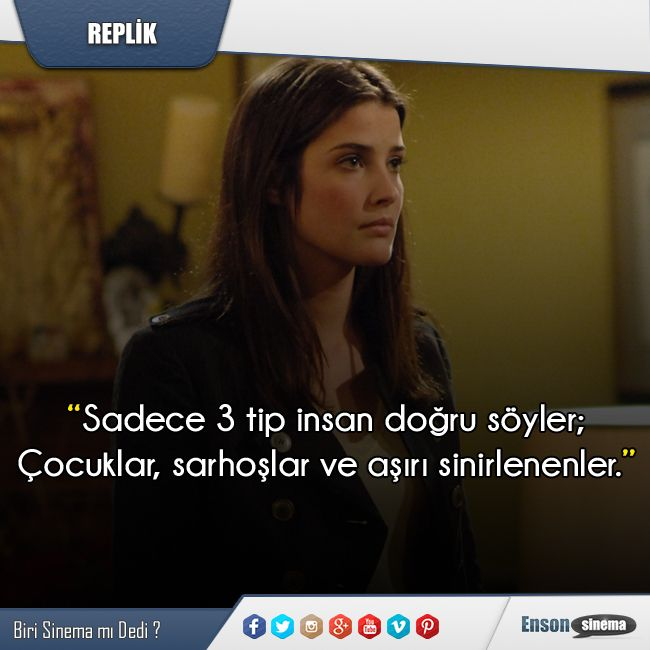 "How I Met Your Mother Dizisinden Replik. ""Sadece 3..."