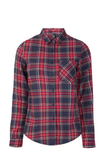 Checked Print Pocketed Shirt from Mr Price R139,99