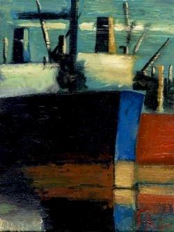 Greek artists - Greek painters - Yannis Stavrou - Modern Greek Artists: July 2010