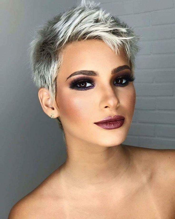 Les 189 meilleures images du tableau Cheveux poivre et sel sur Pinterest | Cheveux courts ...